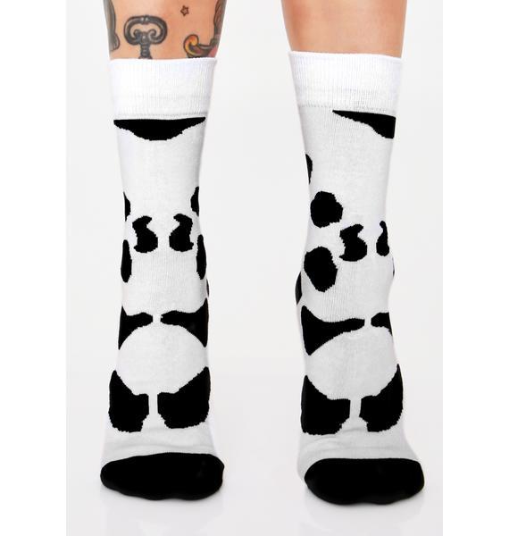 Real Beef Crew Socks