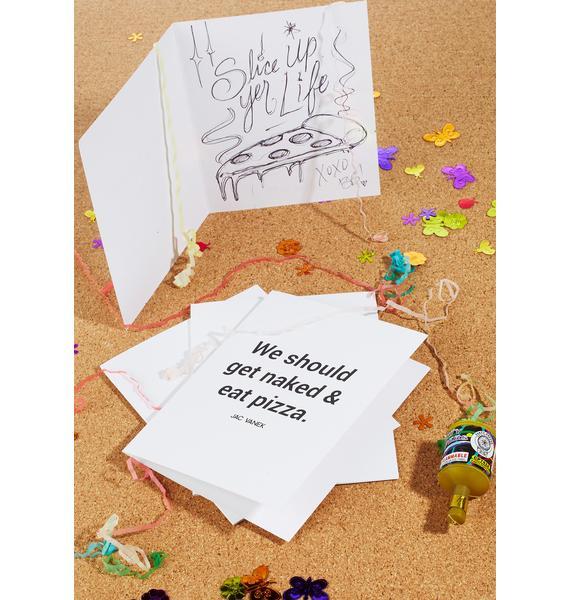 Jac Vanek The Best Gift Card Set