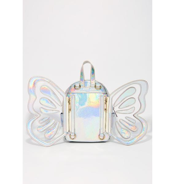 Sugar Thrillz Magical Wings Mini Backpack