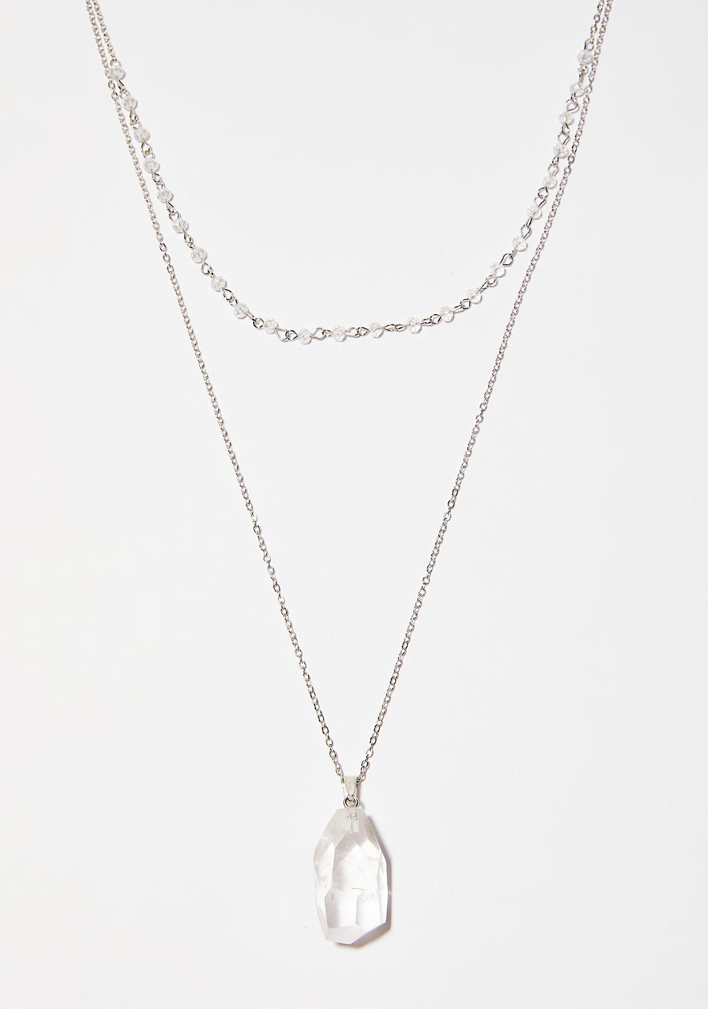 energy necklace michielan anna contemplative crystal product online