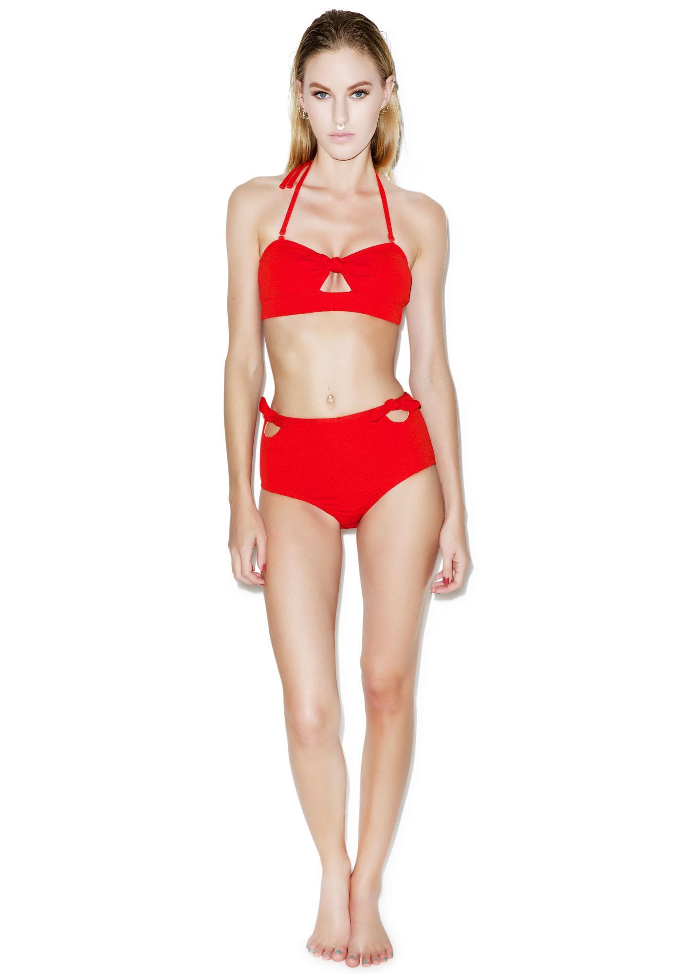 Motel Aquamarine Bikini