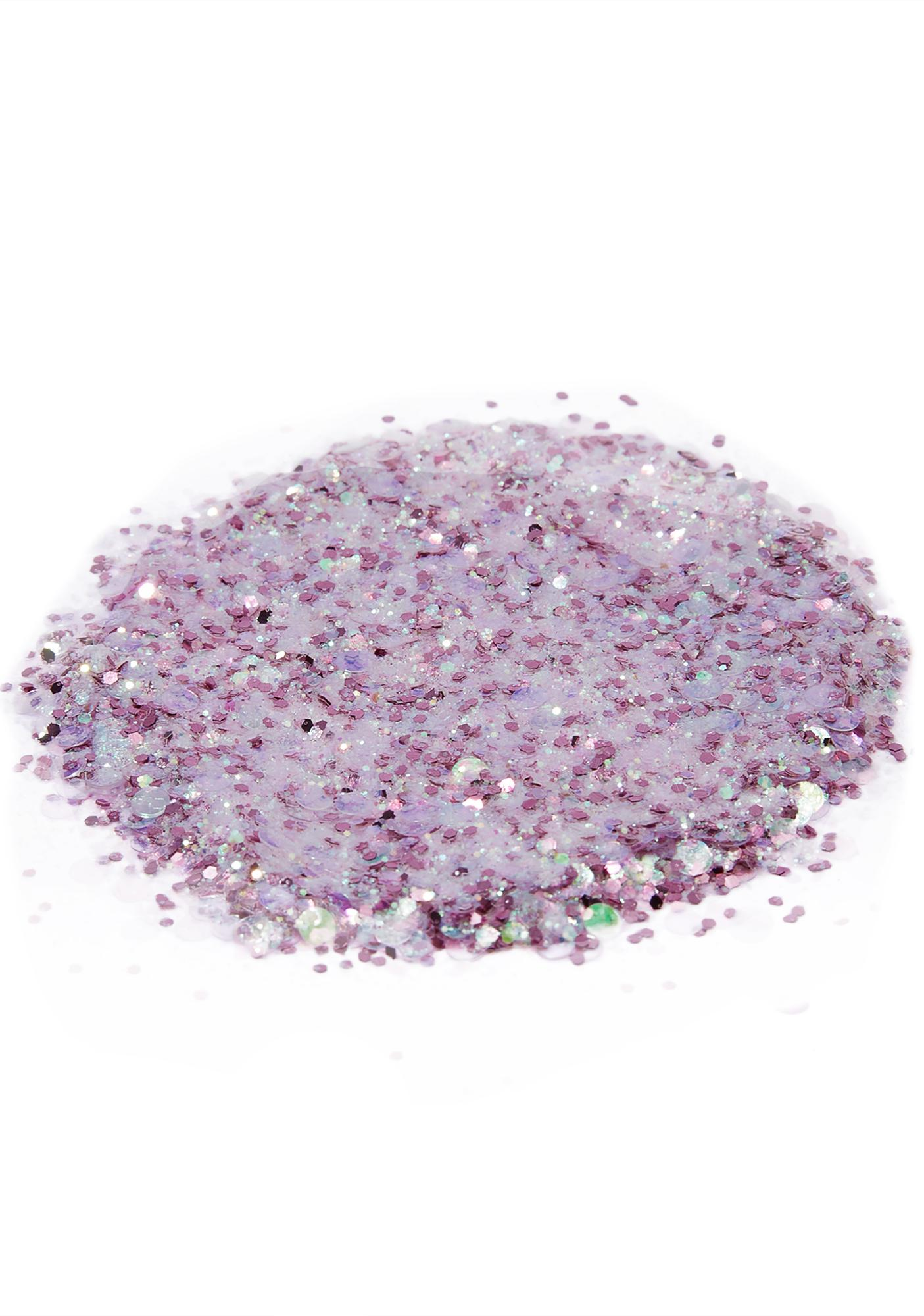 Disco Dust London Snow Angel Disco Chunky Glitter Mix