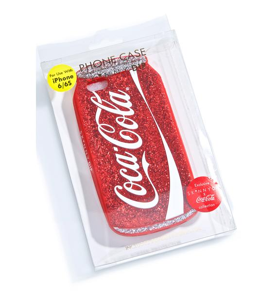 Skinnydip Coke iPhone 6/6S Case