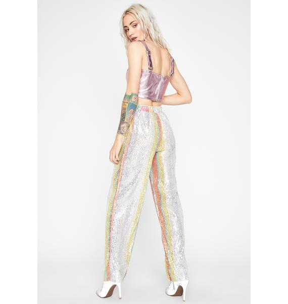 Disco Honey Wide Leg Pants