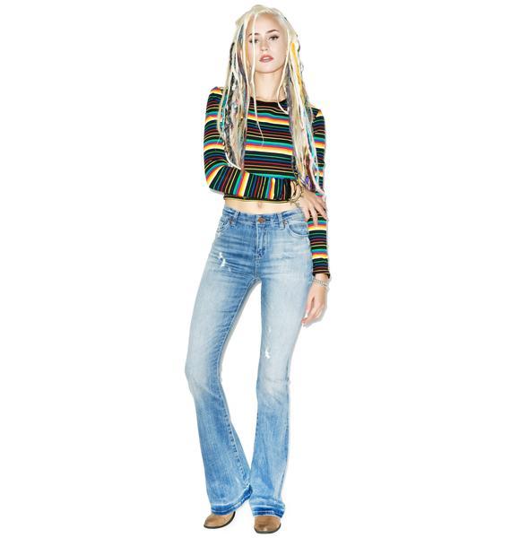 Blank NYC Kale Yeah Jeans
