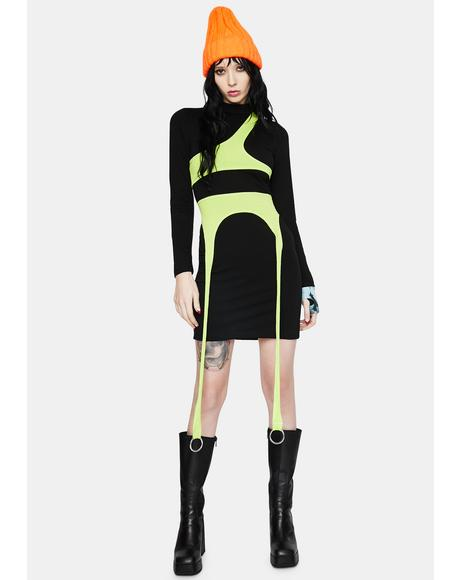 Kim Possible Bodycon Dress