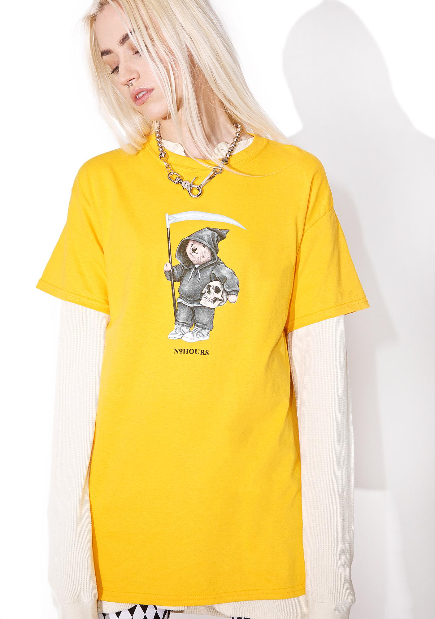 No Hours Solo Bear Tee