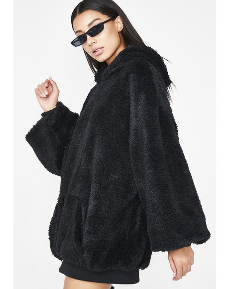 Onyx Exxclusive AF Oversized Hoodie