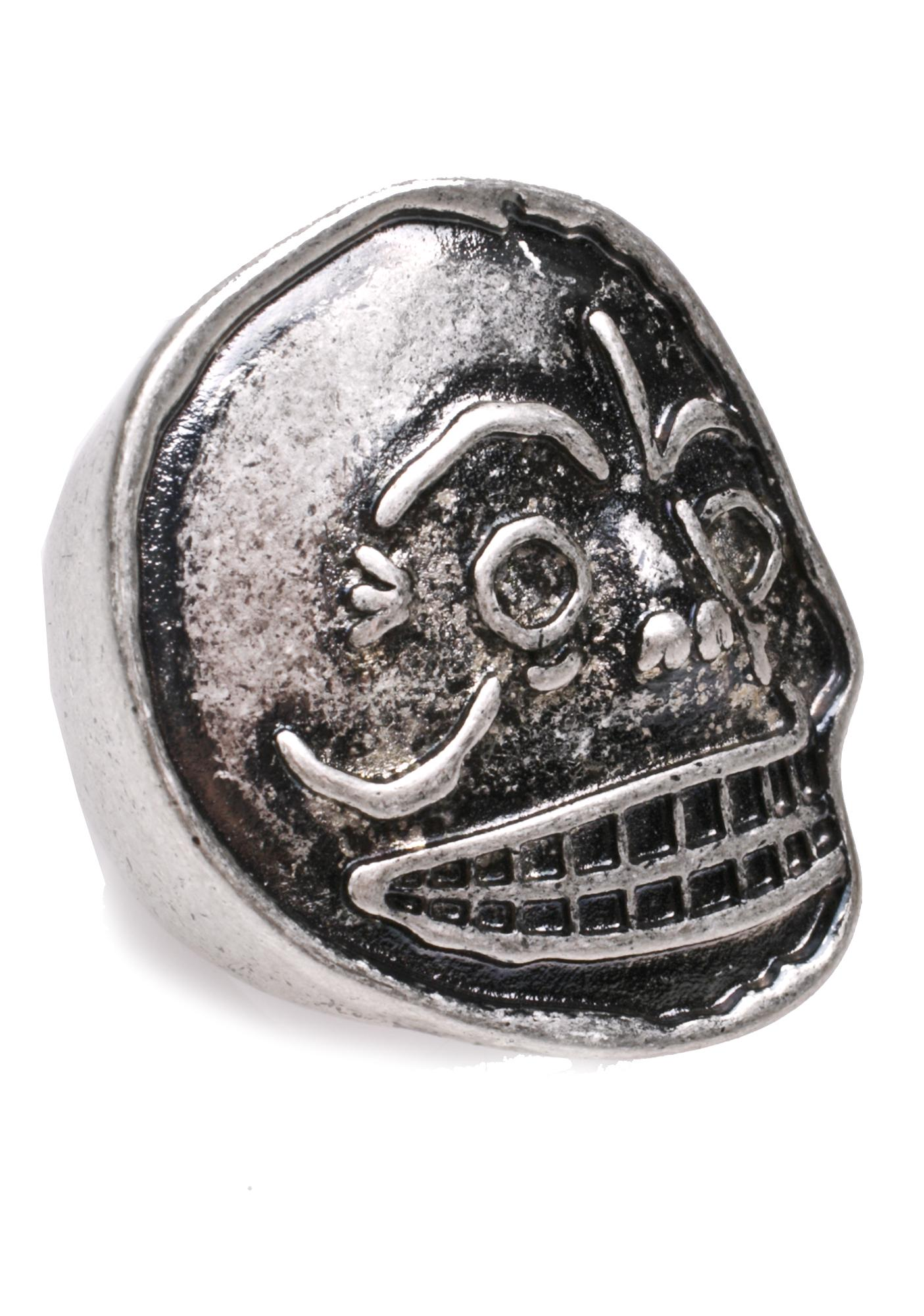 Cheap Monday Mad Skull Ring