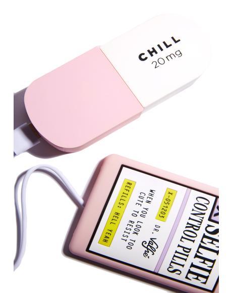Chill Pill Power Bank