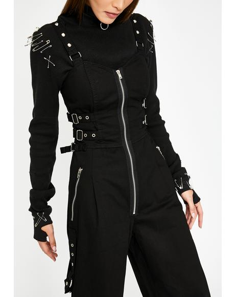 Jett Studded Jumpsuit