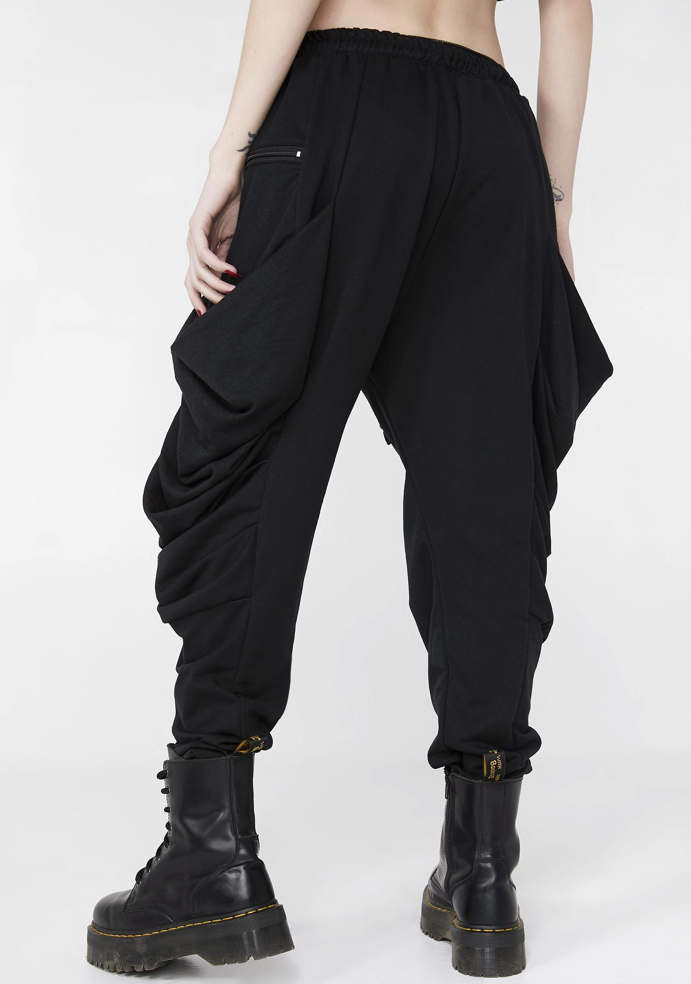 MNML Wicked Release Drop-Crotch Joggers