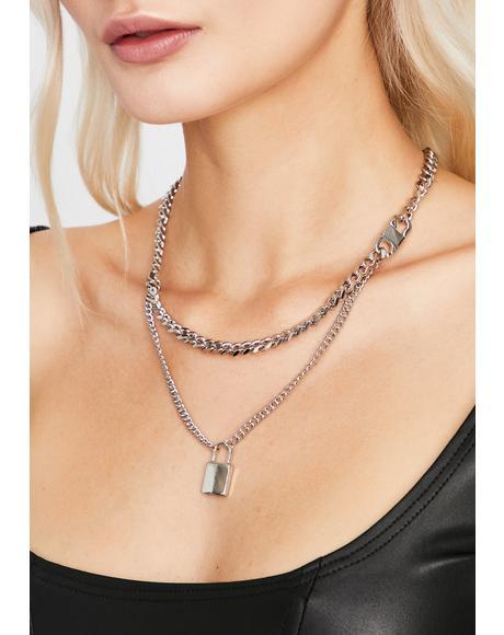 Ur Death Wish Chain Necklace
