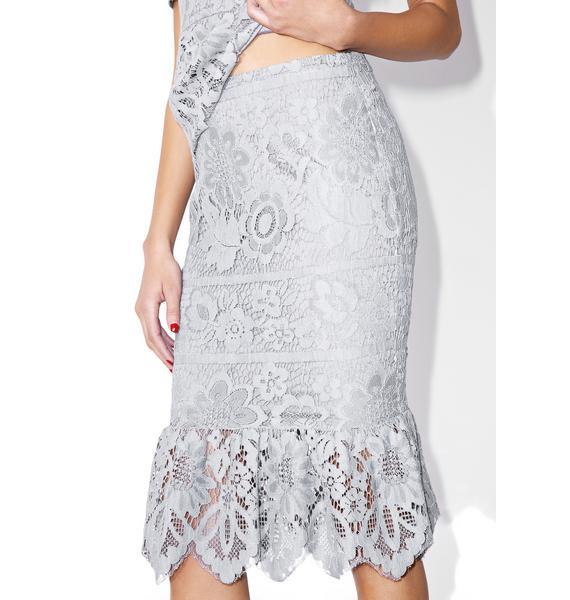 Like Royalty Mermaid Skirt