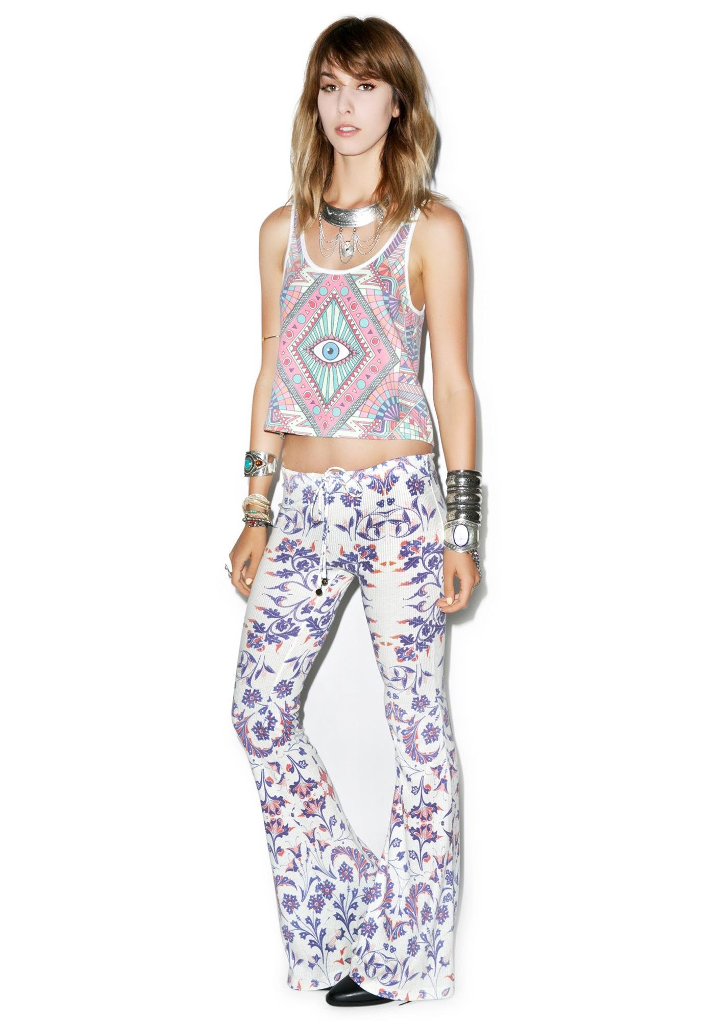 Wildfox Couture American Paisley Beach Bells