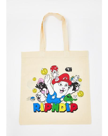 Nermio Tote Bag