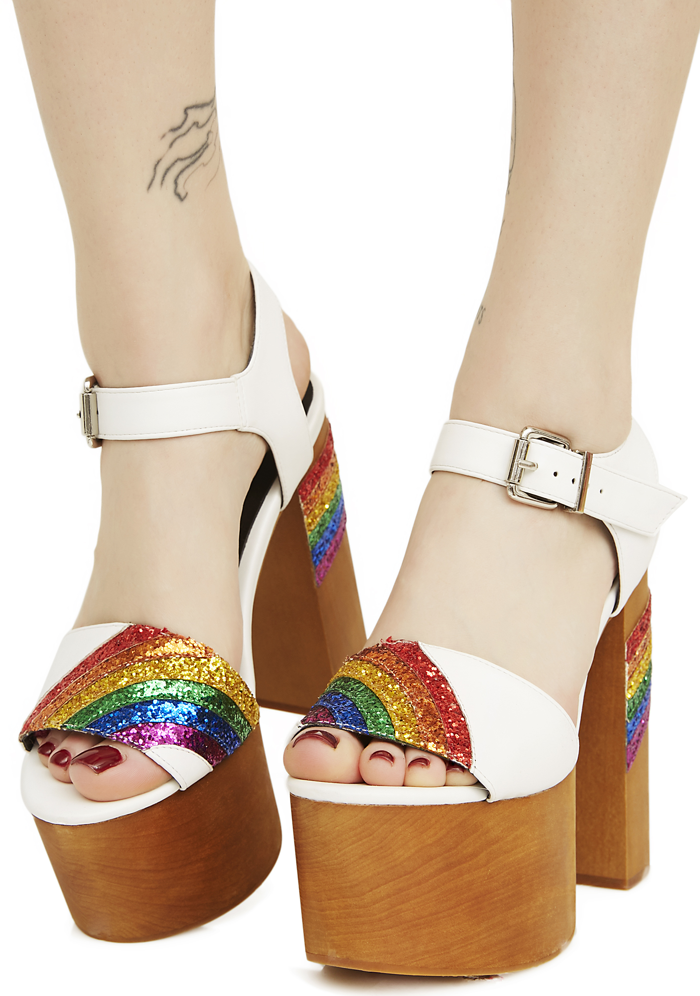 Sugar Thrillz Chasing Rainbows Platforms