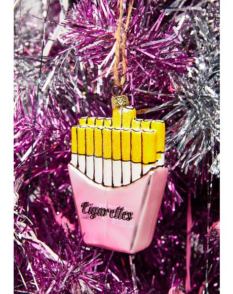 Pack A Day Tree Ornament