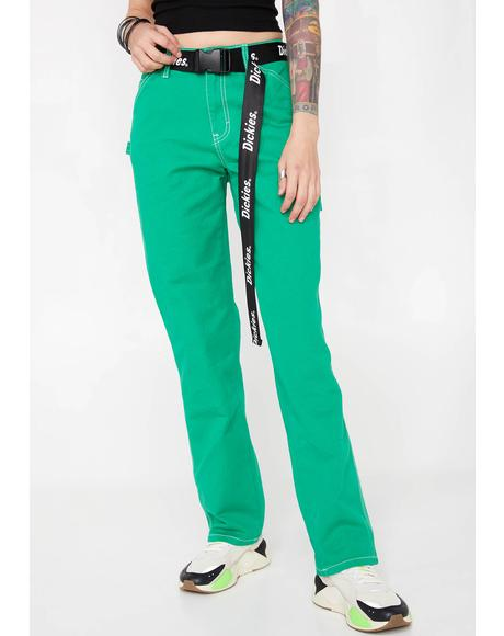 Kush Carpenter Pants