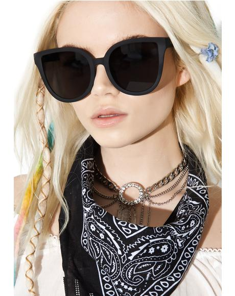 Black Paradiso Sunglasses
