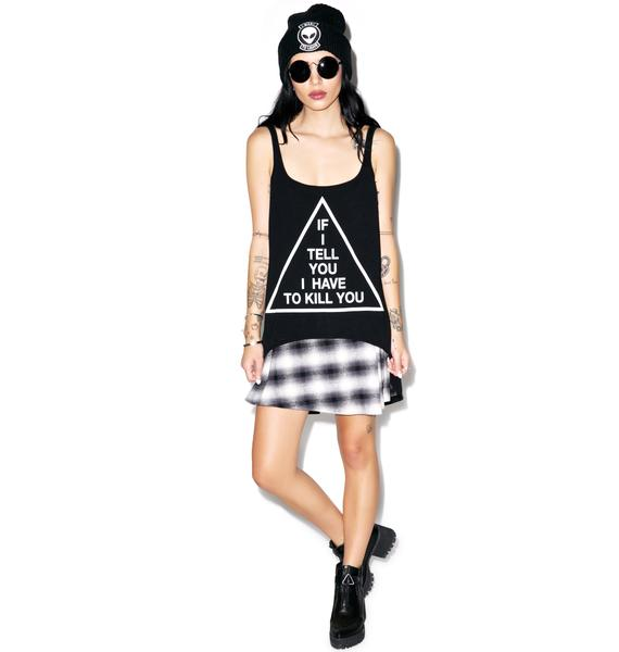 Disturbia Kill You Tank