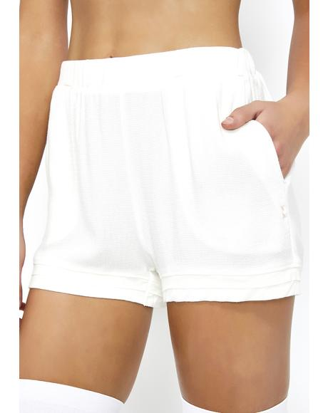 Cuddle Up Lounge Shorts