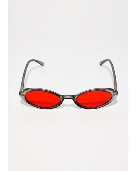 Smokey Hardly Spotted Sunglasses