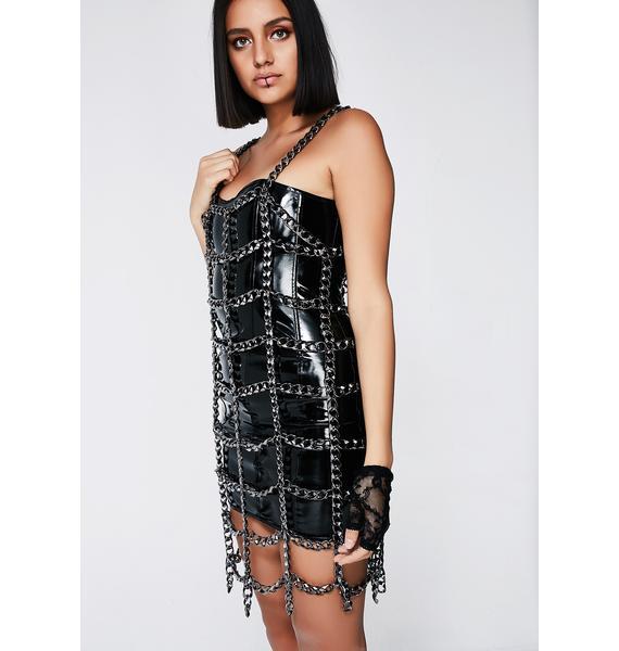 Kiki Riki Hardwired Chain Dress