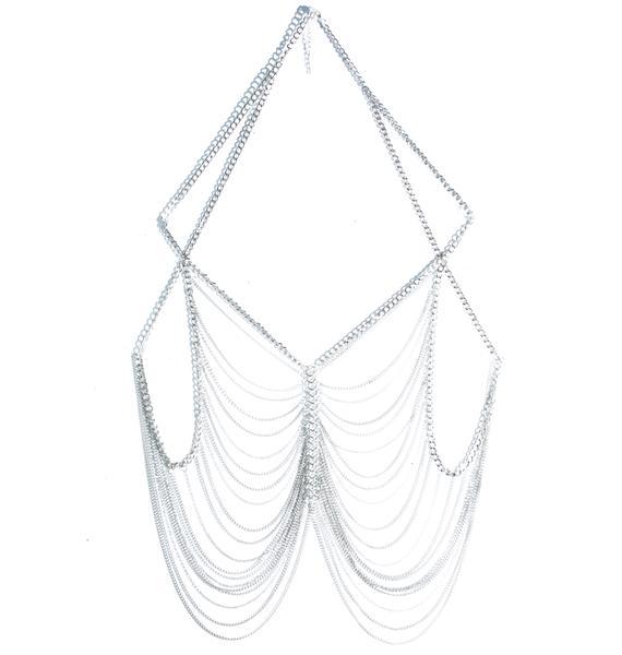 Rib Cage Body Chain