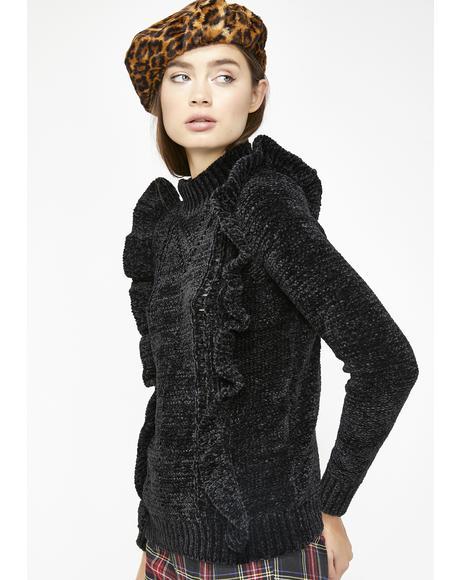 Admire Me Chenille Sweater