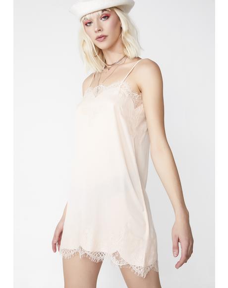 Pixie Minefield Slip Dress