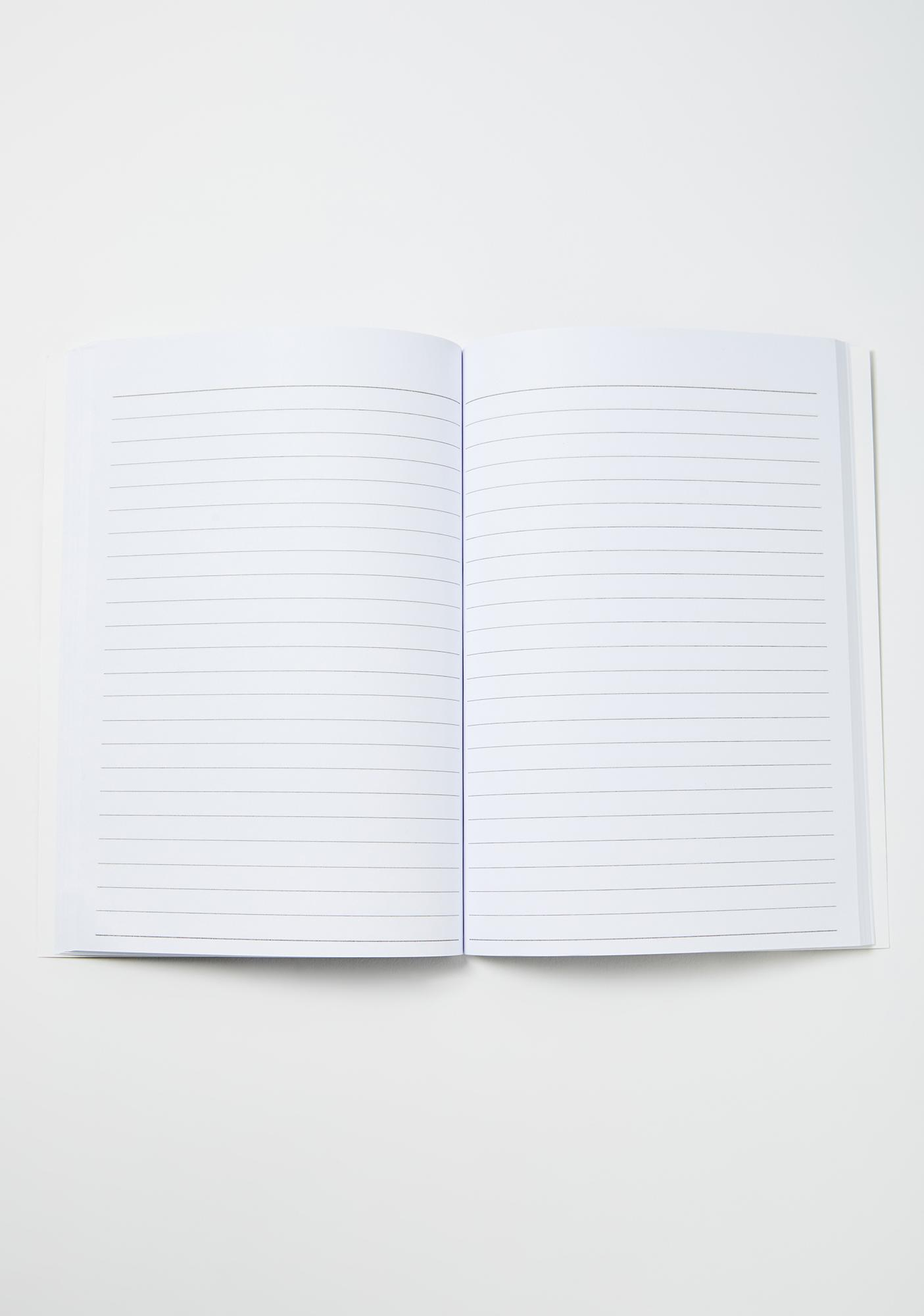 Central 23 Deathly To Do's Notebook