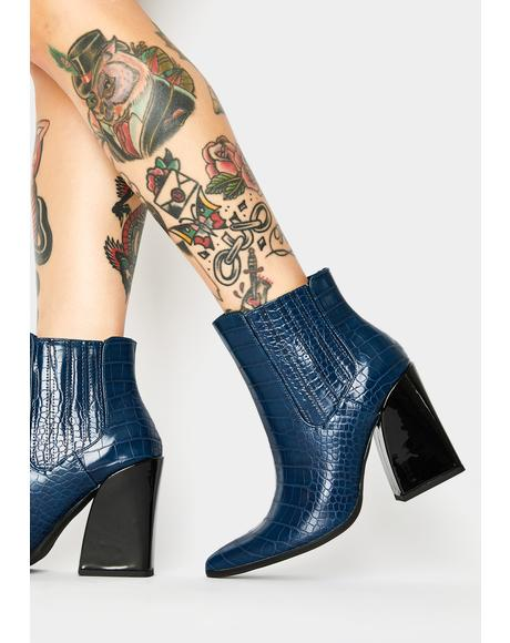 Brianna Ankle Boots