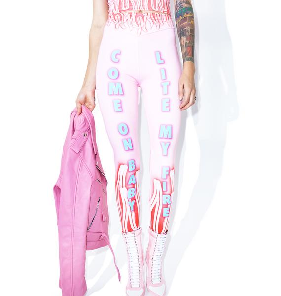 Nympha Light My Fire Leggings