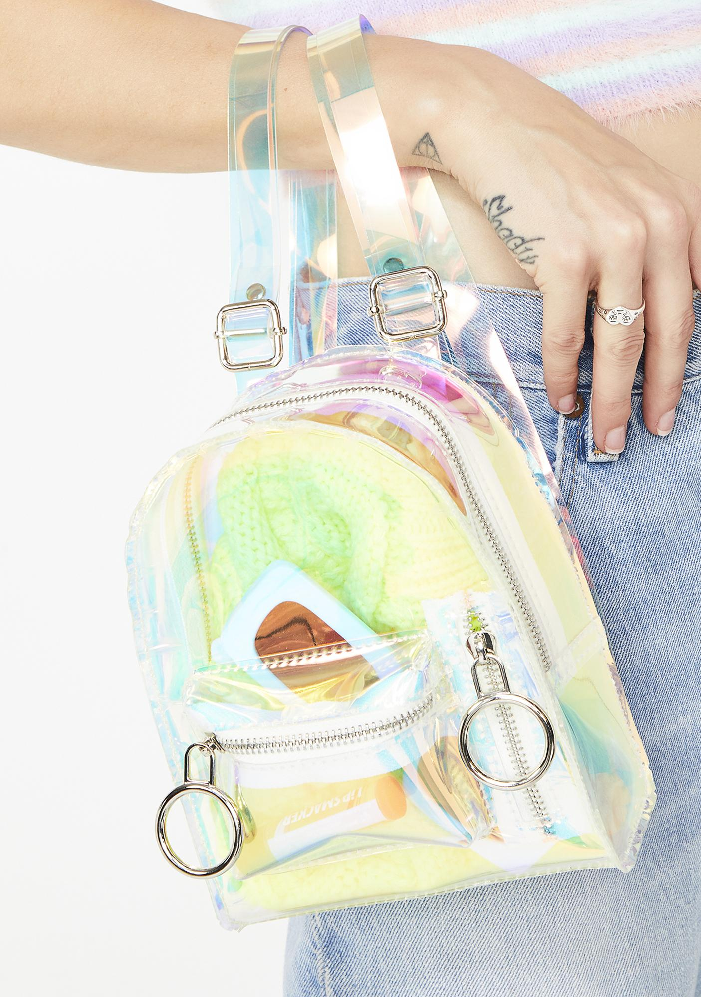 Current Mood Electric Aurora Mini Backpack
