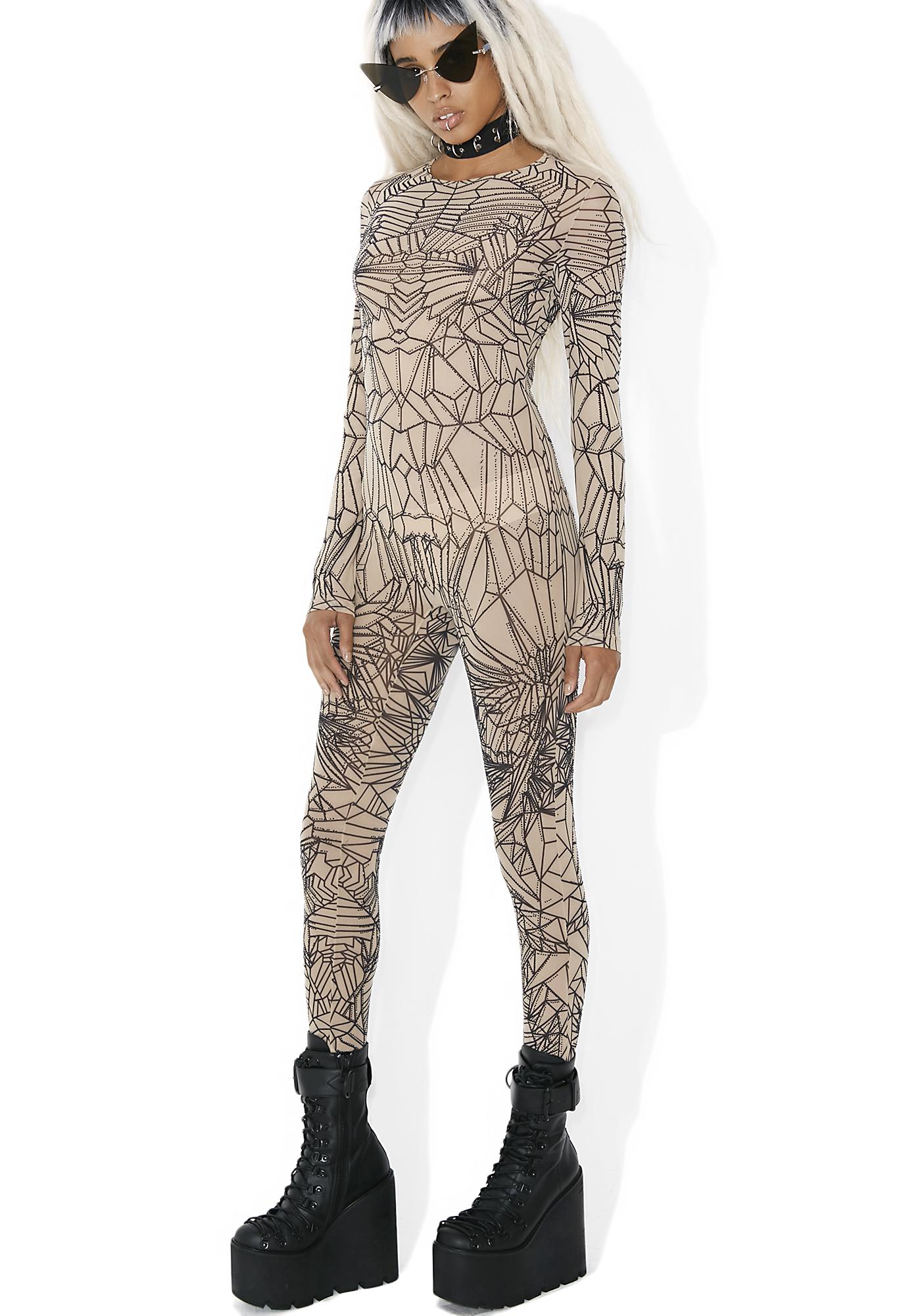 Go Figure Sheer Bodysuit