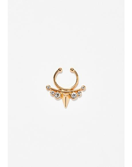 Take Aim Septum Ring