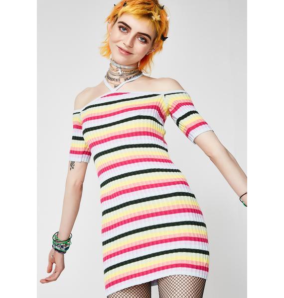 Obey Coco Dress