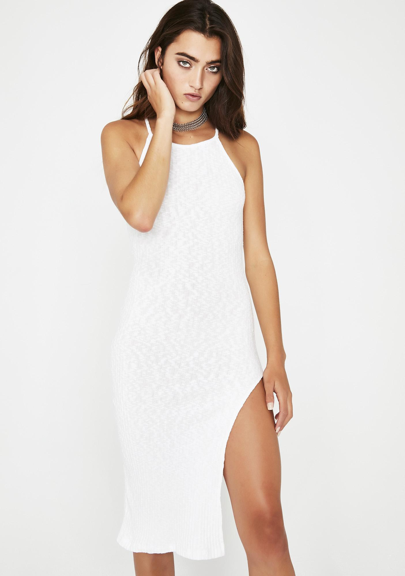 Talk About It Knit Dress