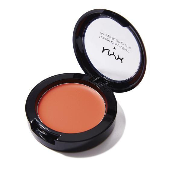 NYX Orange Cream Blush