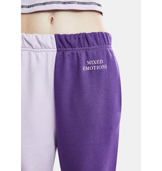 Local Heroes Mixed Emotions Sweatpants