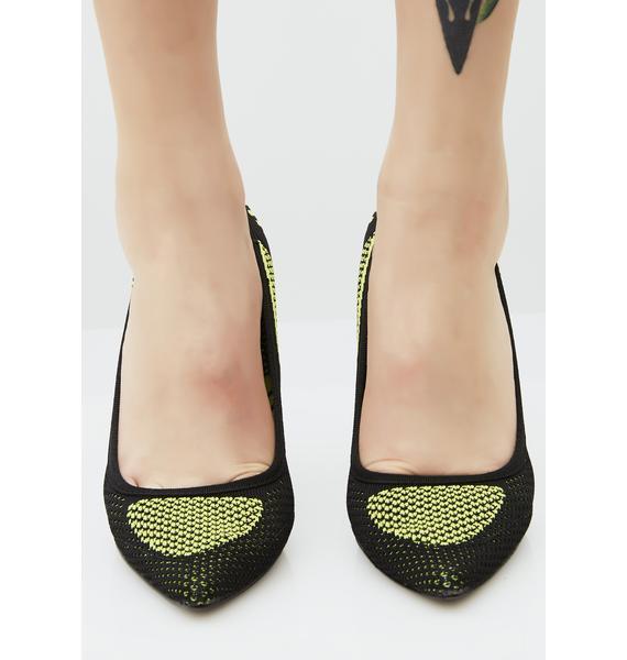 Different Vibe Heels
