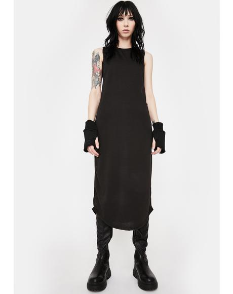 Shield Maxi Dress