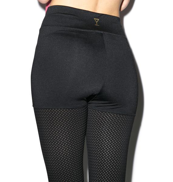 Hot Mesh Bedford Leggings