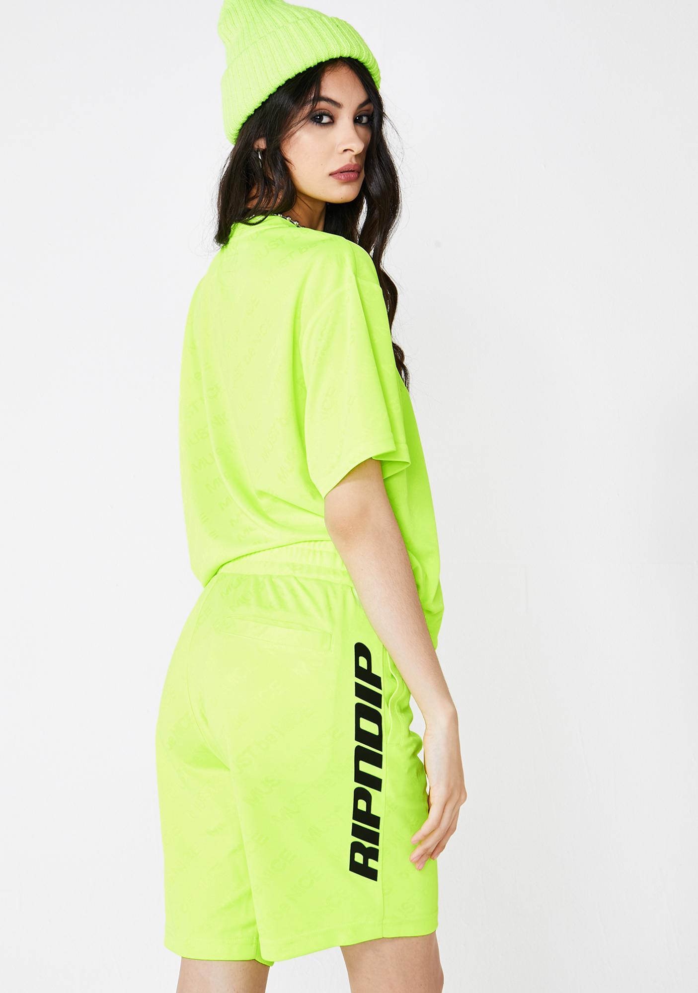 RIPNDIP MBN Soccer Shorts