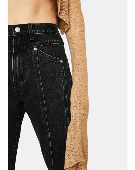 Siren Taper Yoke Jeans