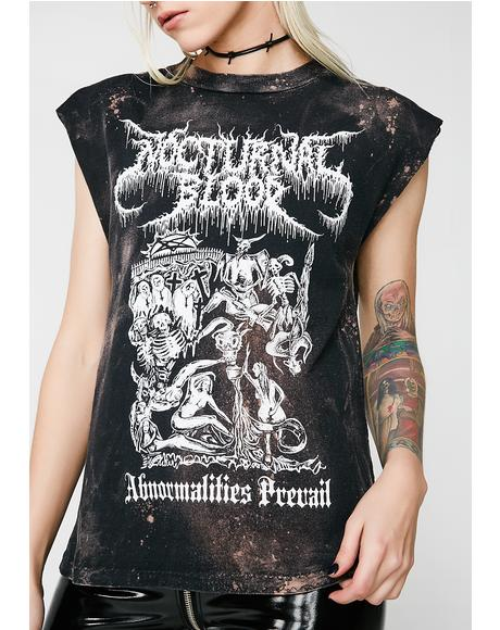 Vintage Nocturnal Blood Tank