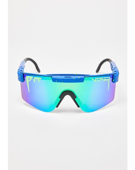 The Leonardo Polarized Sunglasses