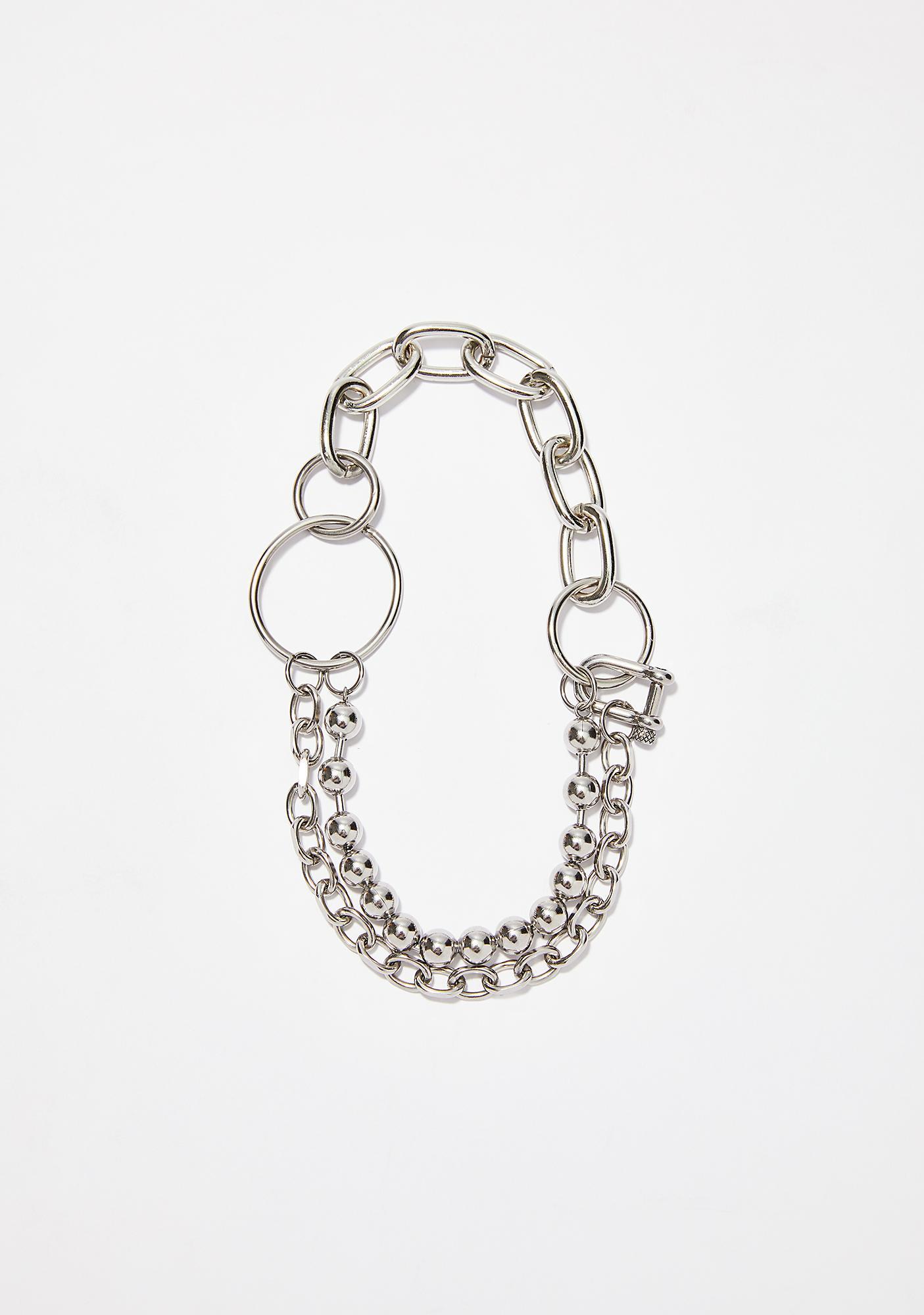 Disturbia Tether Necklace