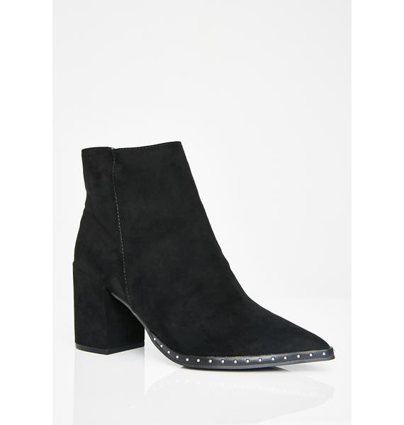 Witch Hunter Ankle Boots